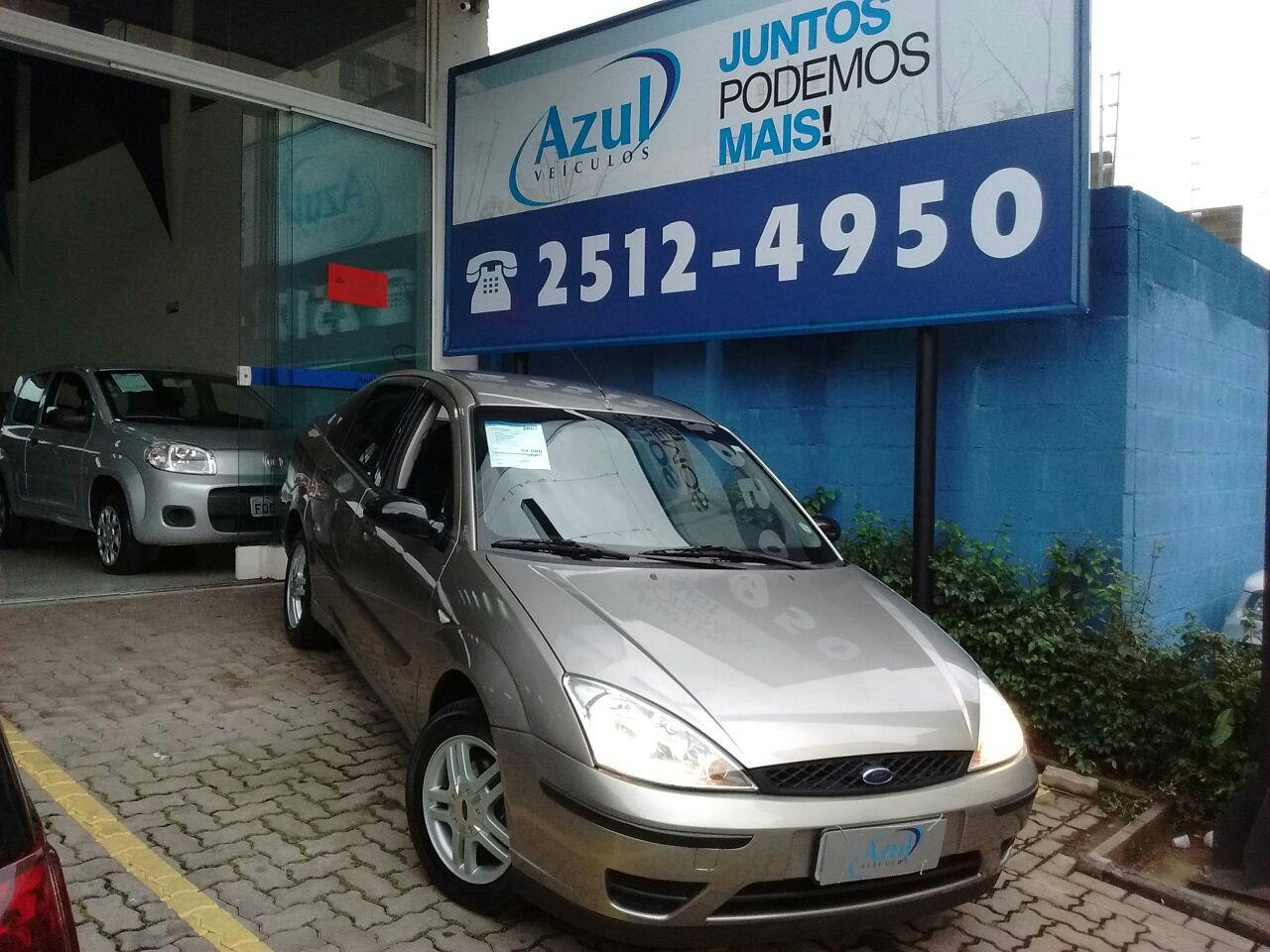FORD FOCUS SEDAN GLX 2.0 16V 147CV