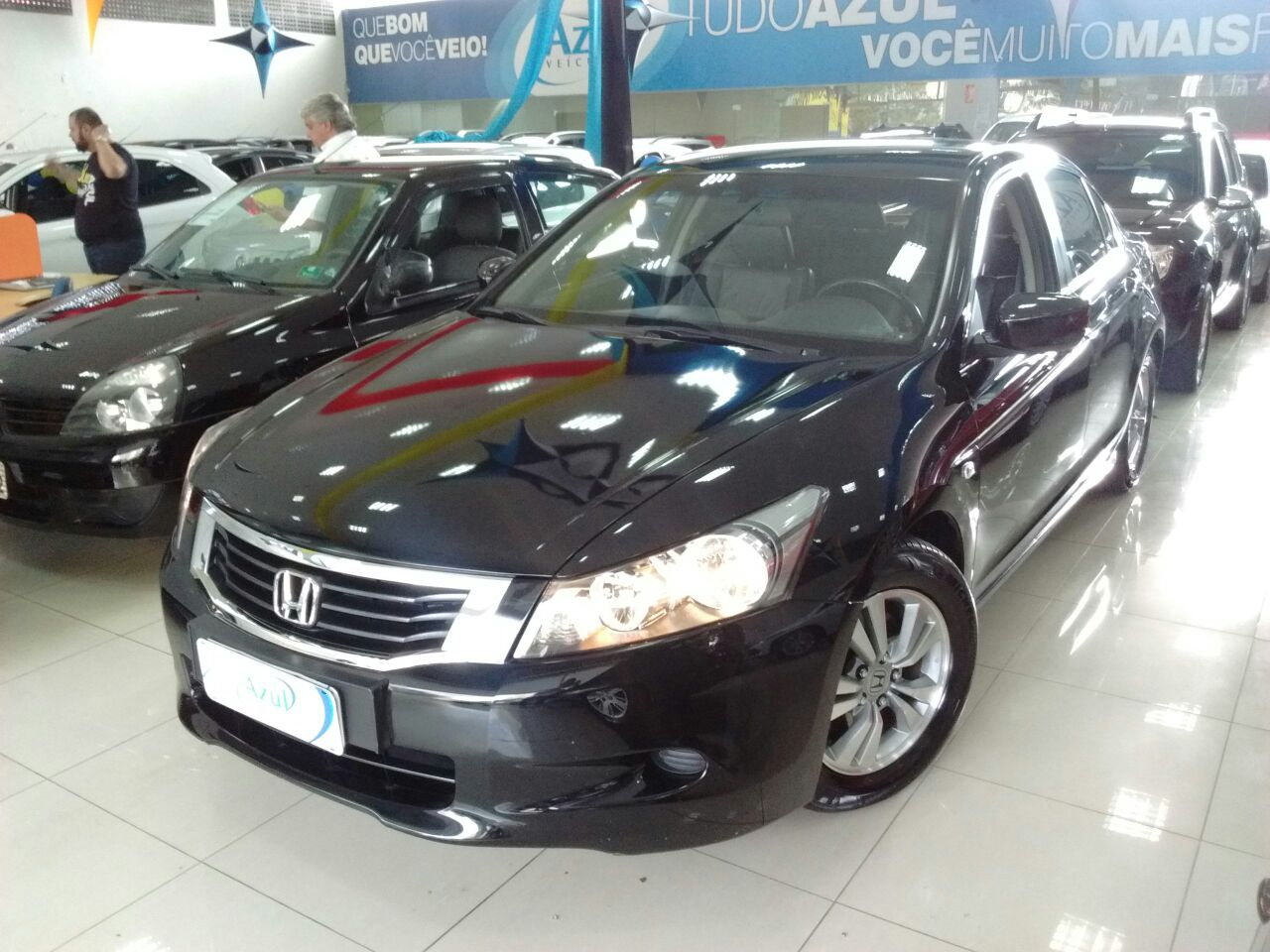 HONDA ACCORD SEDAN EX 2.0 16V AT