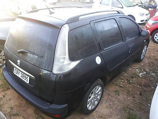 PEUGEOT 207 1.6 SW XS 16V FLEX  AUTOMÁTICO