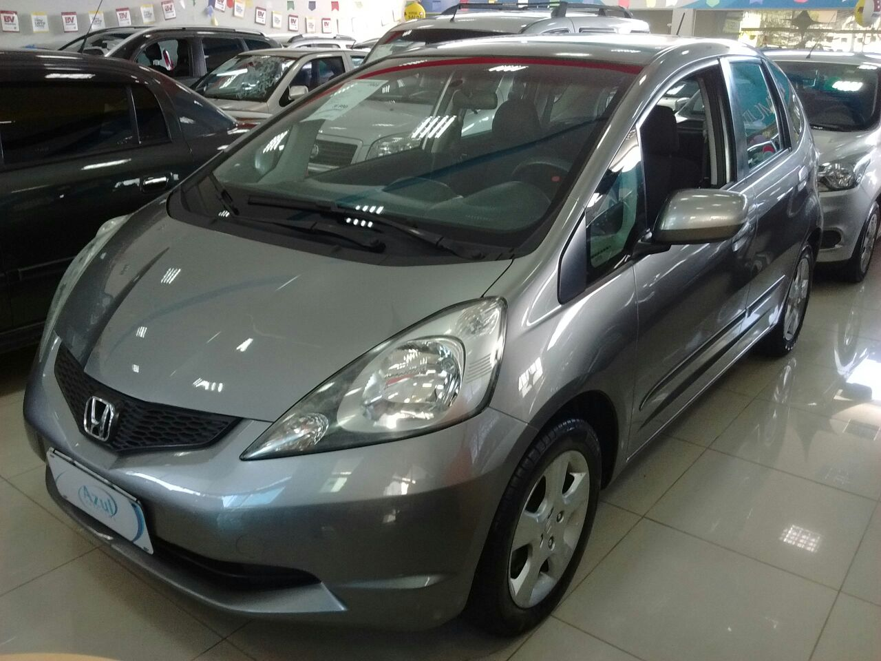 HONDA NEW FIT LXL 1.4 16V AT FLEX