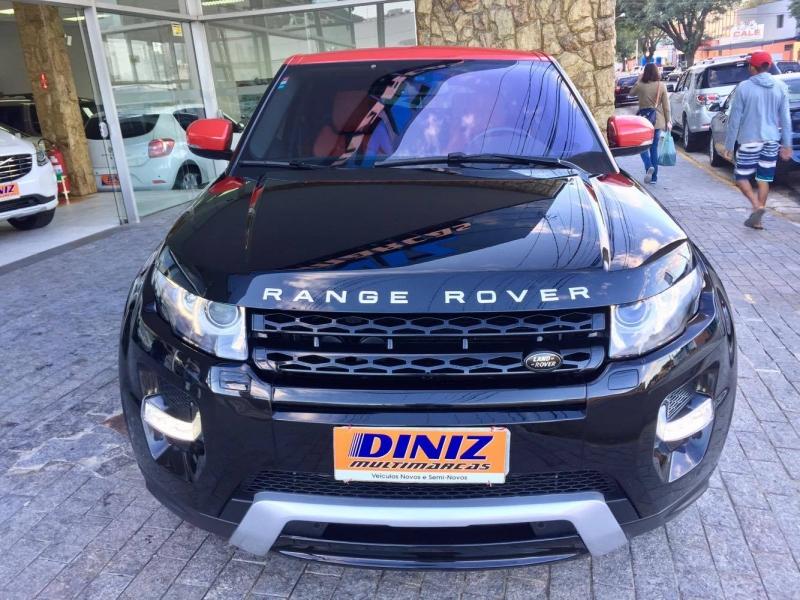 LAND ROVER RANGE ROVER EVOQUE 4WD DYNAMIC 2.0 TB-SI4  TETO-PA