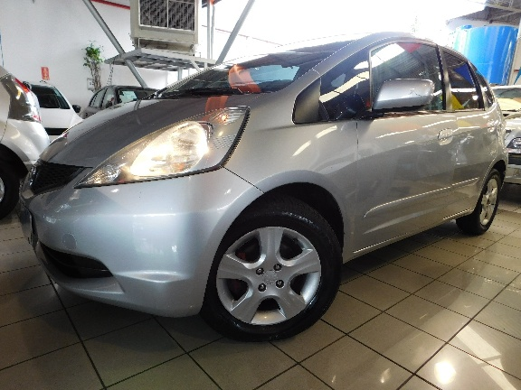 HONDA NEW FIT LXL-MT 1.4 16v(Flex)