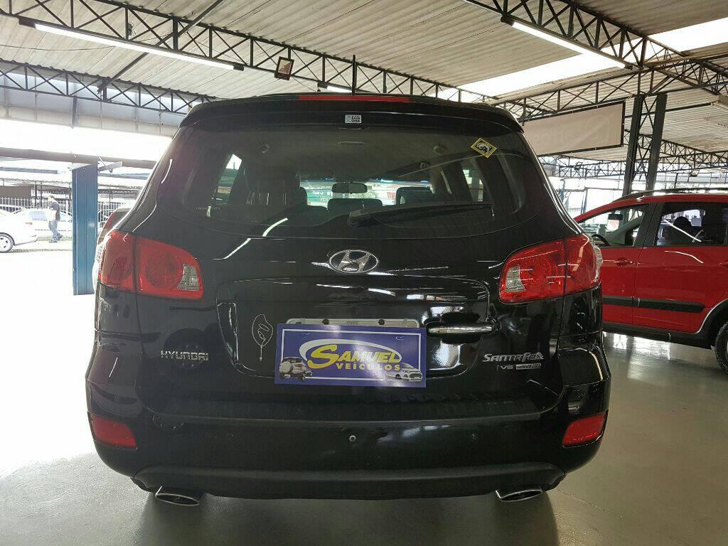 HYUNDAI SANTA FÉ GLS N.SERIE 4WD AT 2.7 V6