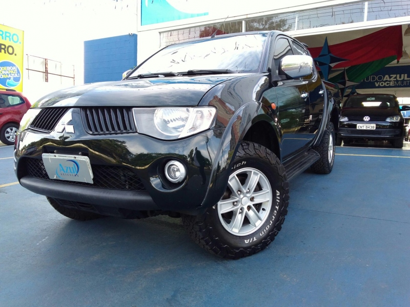 MITSUBISHI L-200 CAB.DUPLA 4X4 3.2 16V TB-IC AT