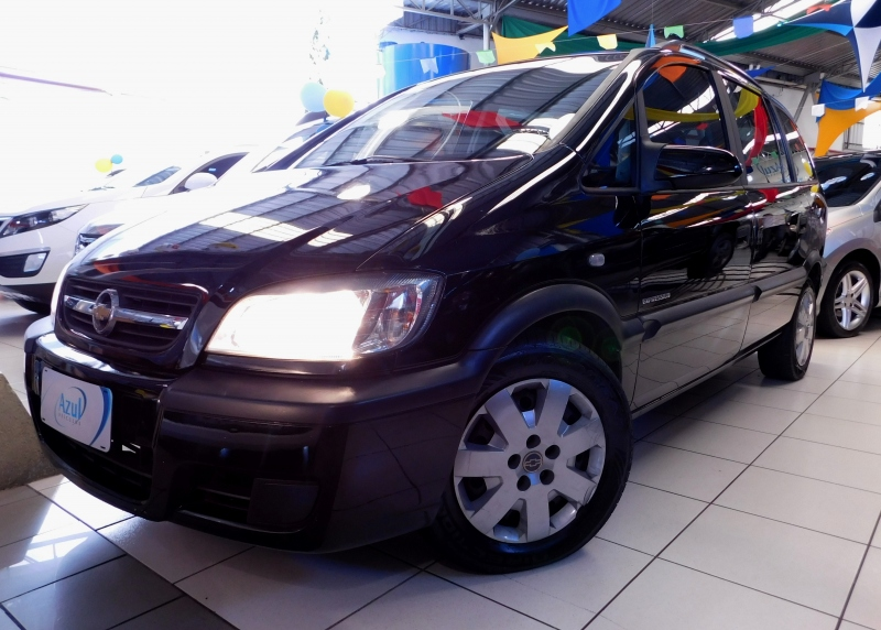 CHEVROLET ZAFIRA EXPRESSION 2.0 8V 140CV AT FLE