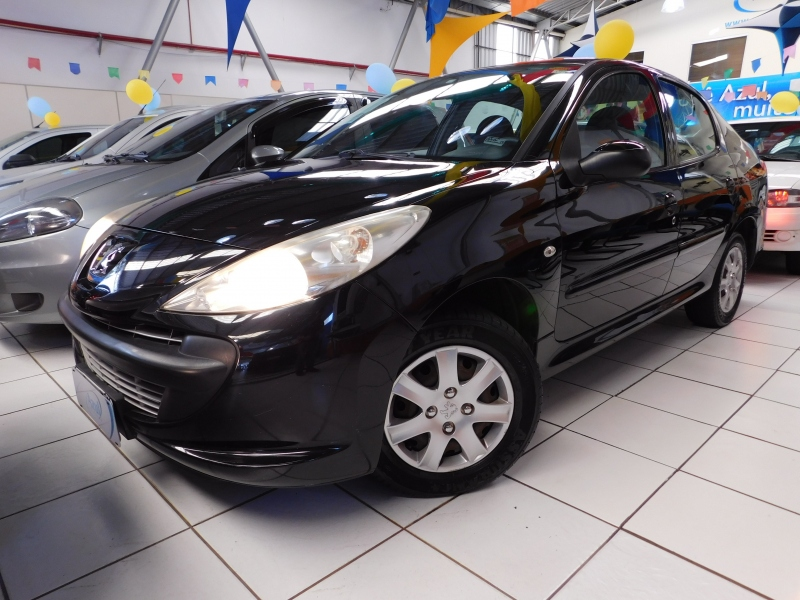 PEUGEOT 207 SEDAN PASSION XR 1.4 8V FLEX