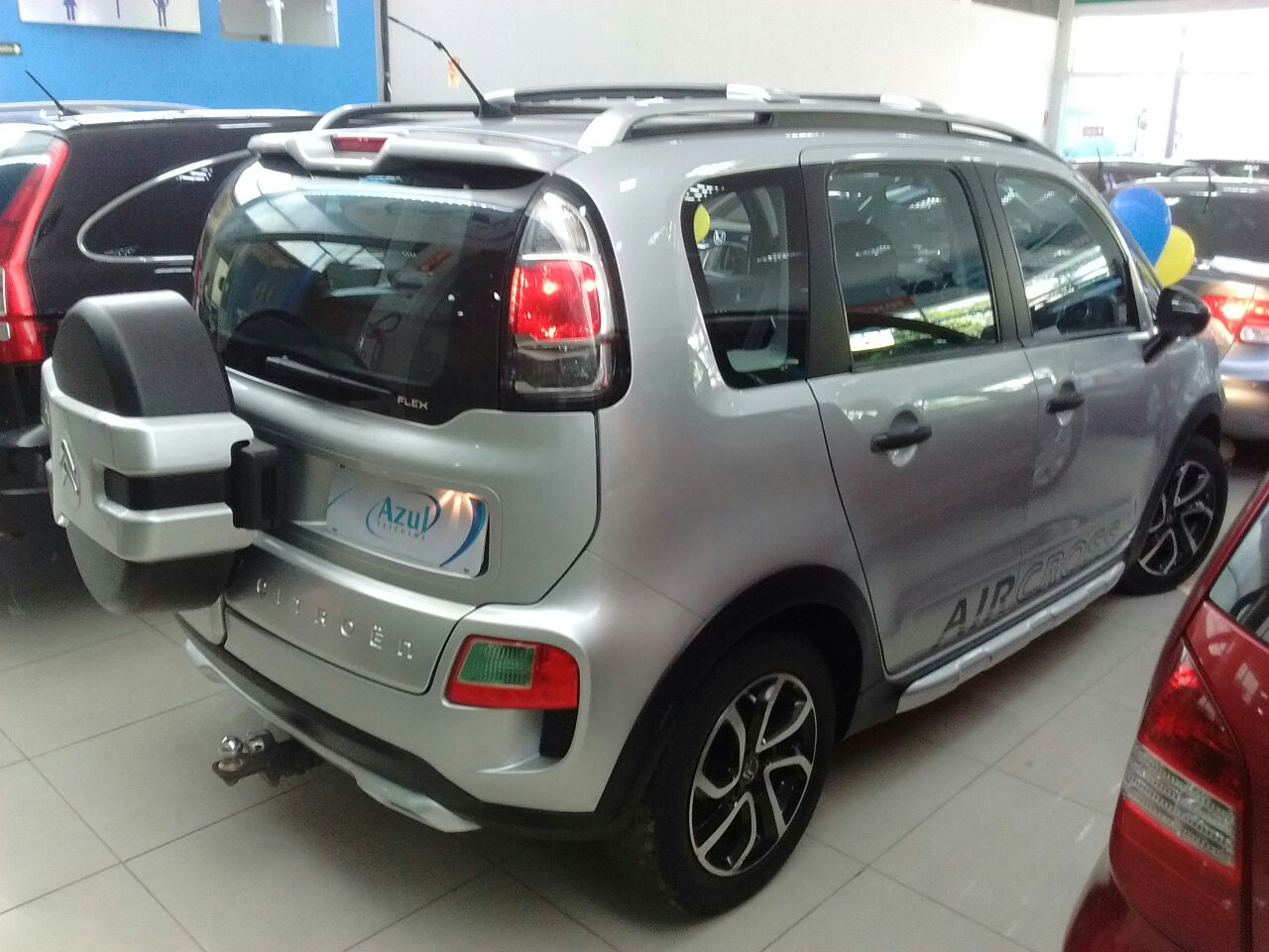 CITROEN AIRCROSS GLX 1.6 16V FLEX