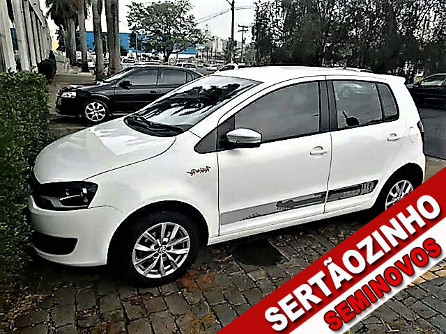 VOLKSWAGEN FOX 1.6 MI ROCK IN RIO 8V FLEX 4P MANUAL
