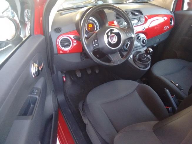 FIAT 500 2 porta hatch