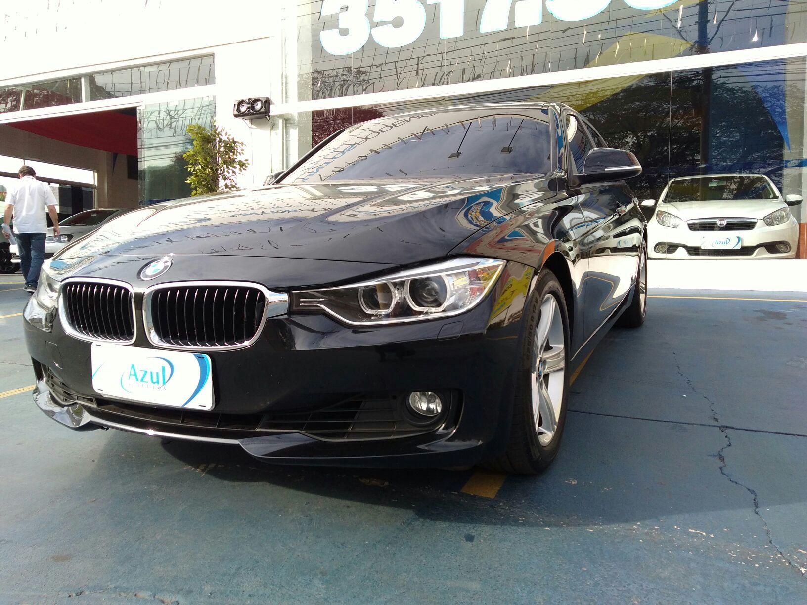 BMW 320I 2.0 16V TURBO GASOLINA 4P AUTOM�TICO