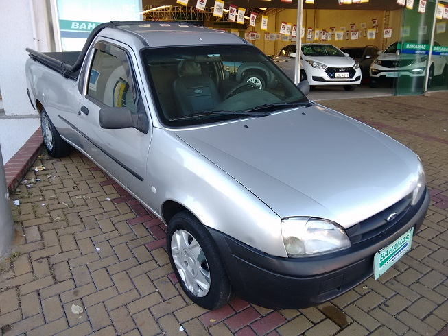 FORD COURIER L 1.6