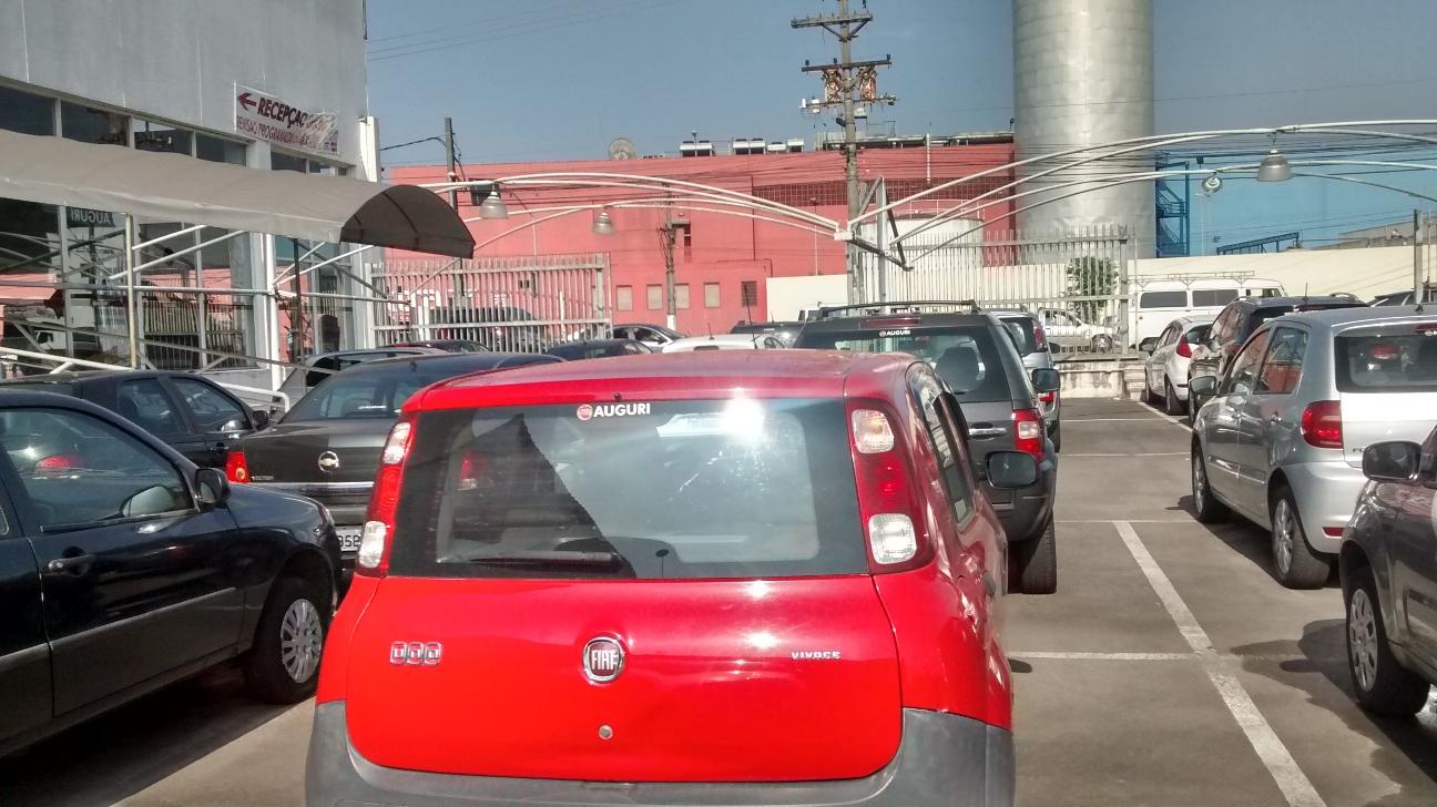 FIAT UNO 1.0 VIVACE 8V FLEX 4P MANUAL