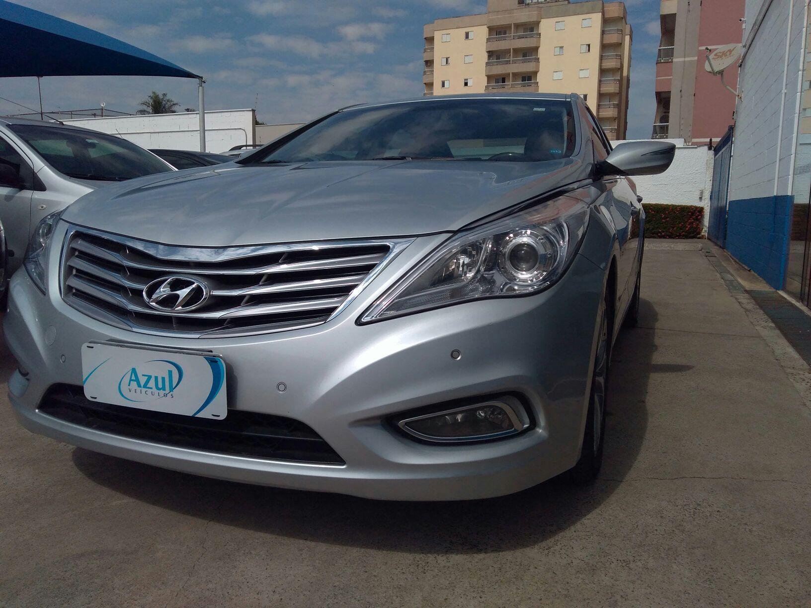 HYUNDAI AZERA 3.0 MPFI GLS V6 24V GASOLINA 4P AUTOM�TICO
