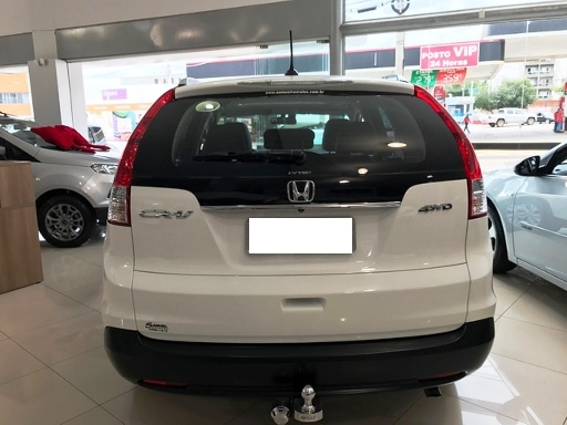HONDA CR-V EXL-AT N.GERACAO  4WD 2.0 16v