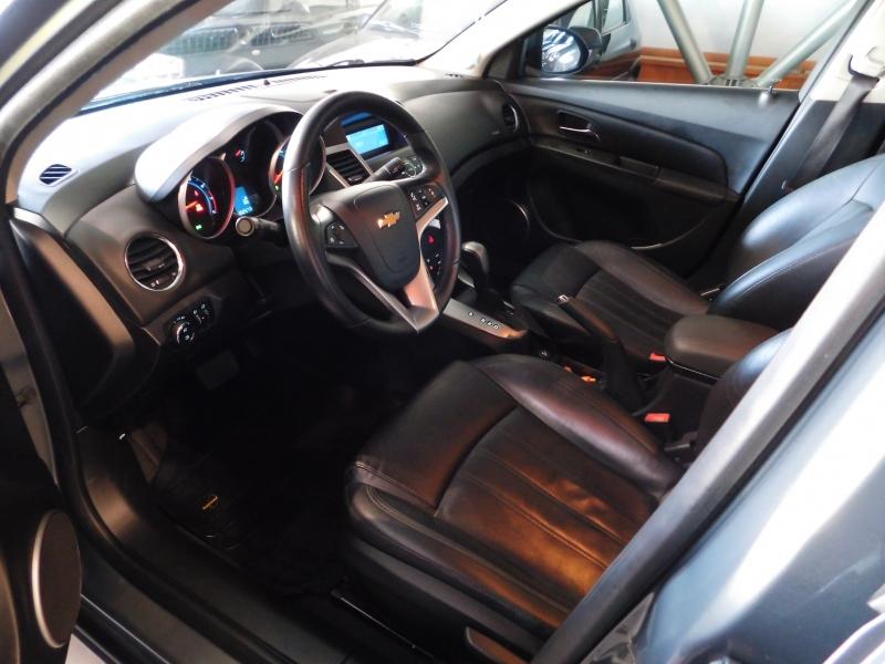 CHEVROLET CRUZE 1.8 LT 16V FLEX 4P AUTOM�TICO