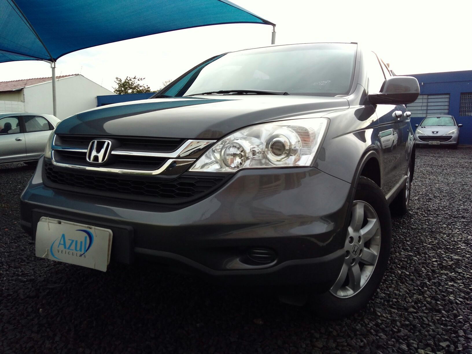 HONDA CR-V LX 2.0 16V AT
