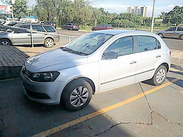 VOLKSWAGEN GOL 1.0 MI 8V FLEX 4P MANUAL