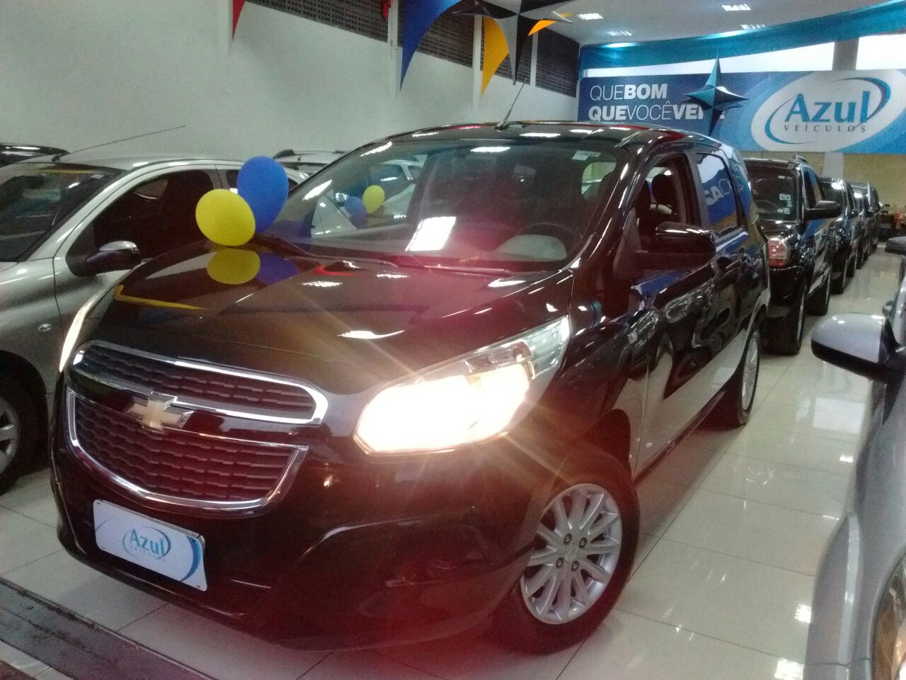 CHEVROLET SPIN LT 1.8 8V AT ECONOFLEX