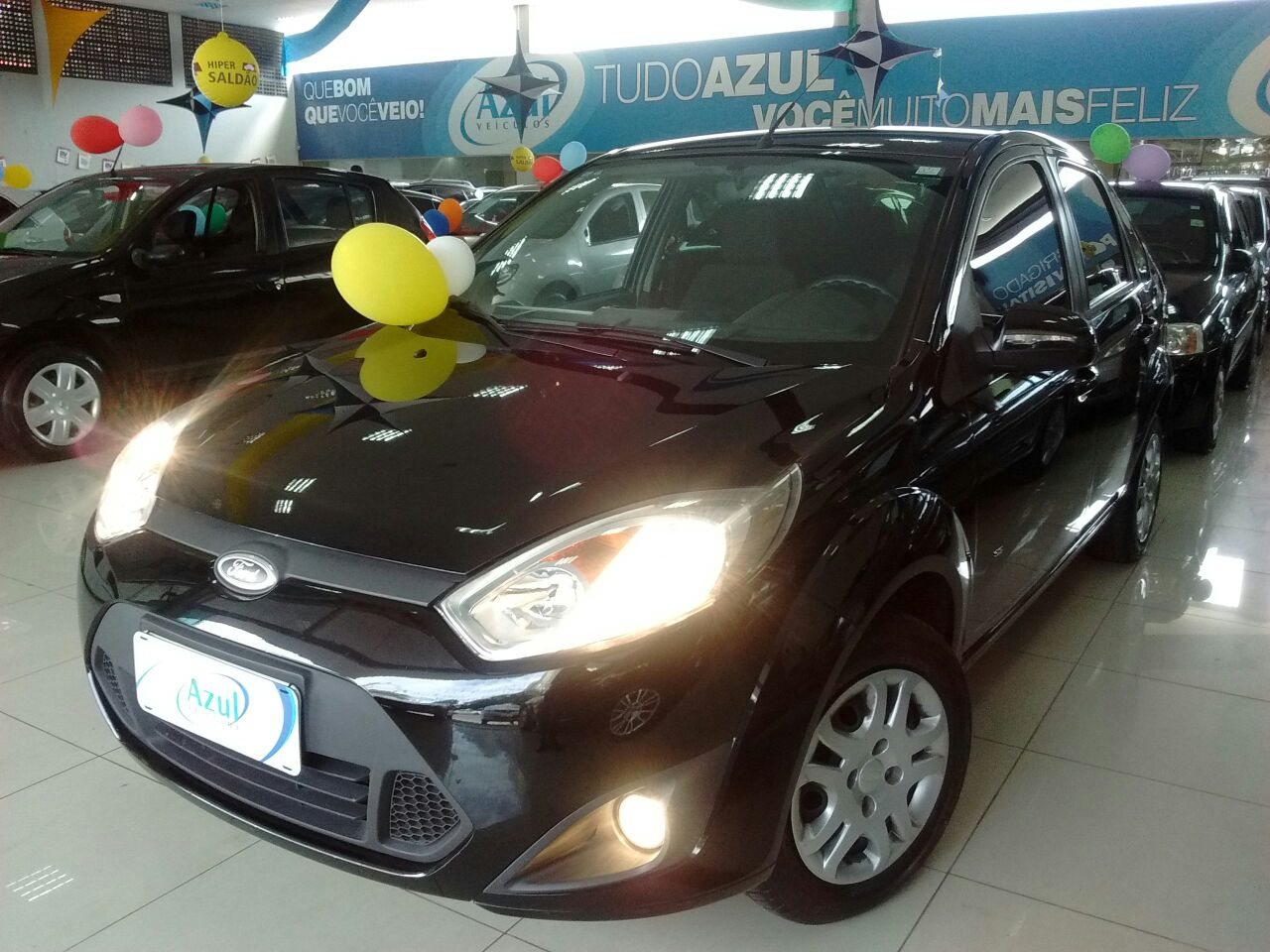 FORD FIESTA ROCAM SEDAN 1.6 8V FLEX