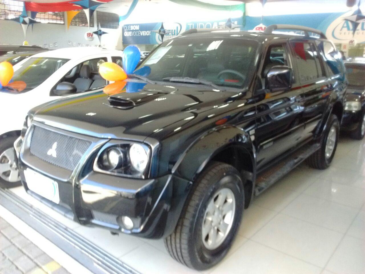 MITSUBISHI PAJERO SPORT 3.5 HPE 4X4 V6 24V FLEX 4P AUTOM�TICO