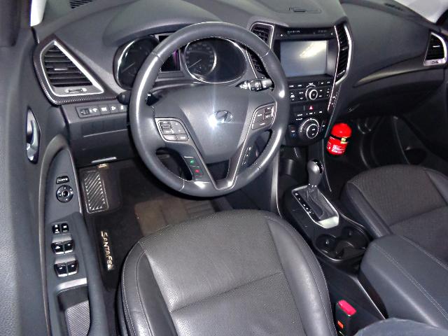 HYUNDAI SANTA FÉ 3.5 MPFI V6 24V 285CV GASOLINA 4P AUTOMÁTICO