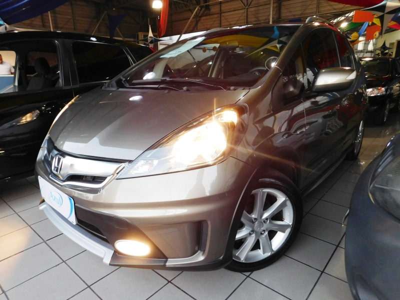 HONDA FIT 1.5 TWIST 16V FLEX 4P AUTOM�TICO