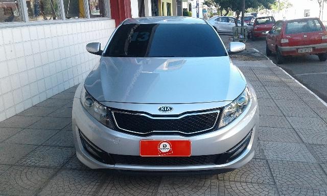 Optima Sedan Ex-at 2.4 16v