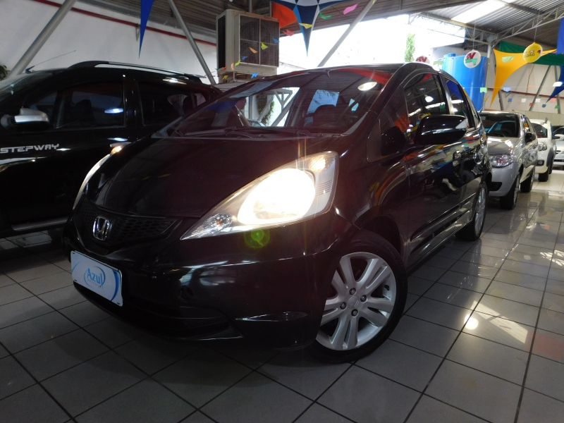 HONDA NEW FIT EX 1.5 16V AT FLEX