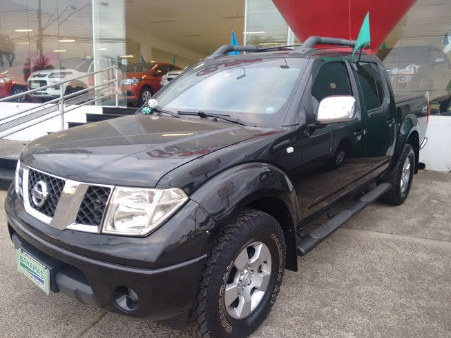 NISSAN FRONTIER CAB.DUPLA LE 4X4 AT 2.5 16V TDI