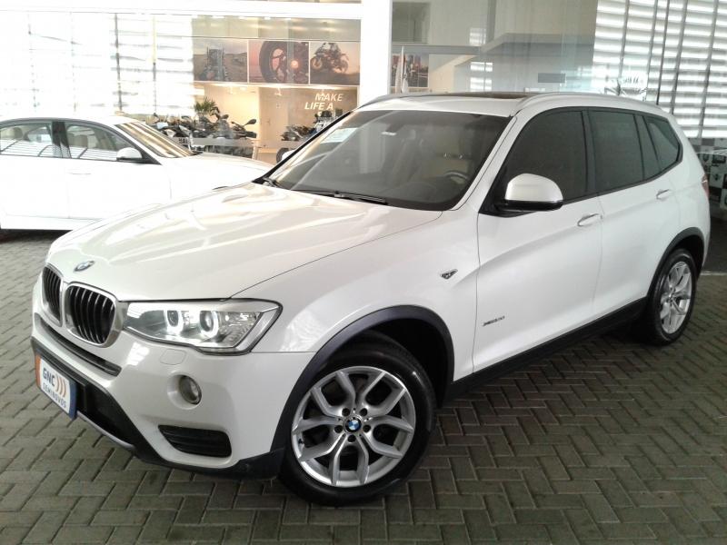 BMW X3 2.0 20I 4X4 16V GASOLINA 4P AUTOMATICO
