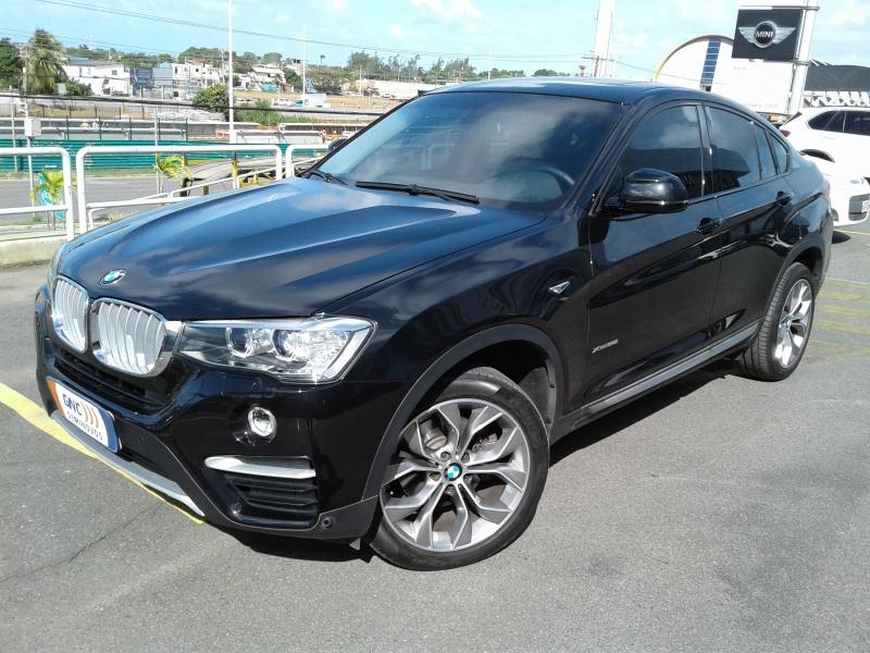 BMW X4 2.0 28I X LINE 4X4 16V TURBO GASOLINA 4P AUTOMATICO