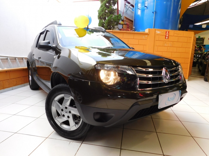 RENAULT DUSTER OUTDOOR 1.6 16V HIFLEX